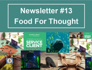 Newsletter #13 – Food For Thought