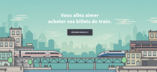 Capitaine Train ou comment le design renverse même les géants