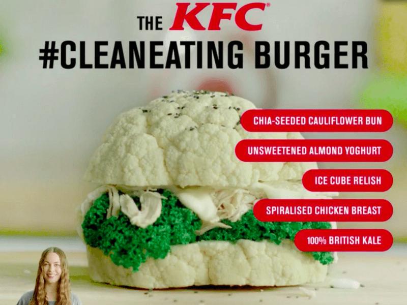 KFC Advertising