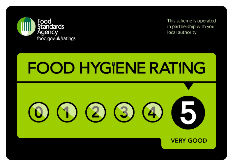 Food hygiene rate 9