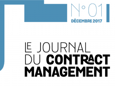 Franck César interviewé dans le journal du Contract Management